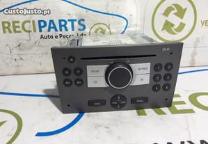 Auto rádio Opel Signum