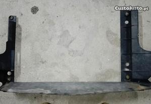 Resguardo em plástico dos radiadores Alfa 156 JTD