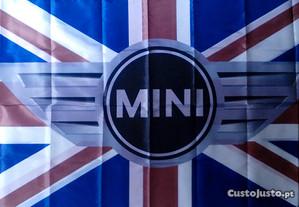 MINI UK bandeira