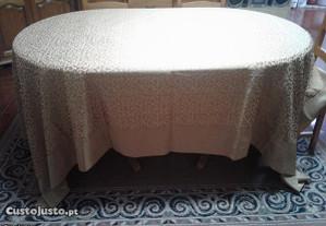 Toalha de mesa para quarto de jantar