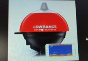 Lowrance FishHunter 3D ( Nova)