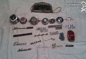 Peças para carros antigos