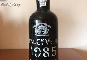 Porto real companhia velha vintage 1985