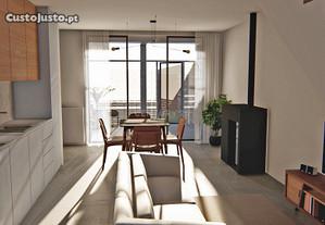 Apartamento T2 85,50 m2