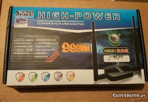 Placa wifi 48 dbi