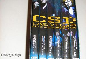 CSI Las Vegas 1ª temporada