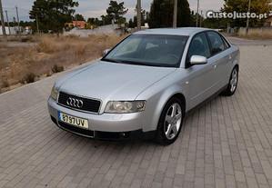 Audi A4 Tdi pd 130 - 01