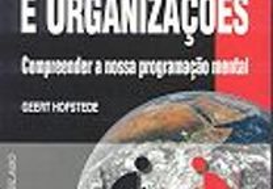 Culturas e Organizações Geert Hofstede