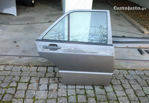 Porta traseira Lado direito Mercedes 190