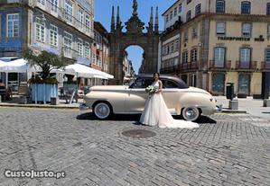 Casamentos-Carro Clássico Para eventos - Dodge 1948