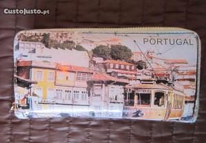 carteira porta moedas e documentos Porto Eletrico