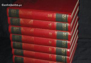 Enciclopédia Universal da Arte Publicit 7 volumes