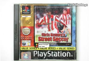Chris Kamara's Street Soccer - Sony Playstation