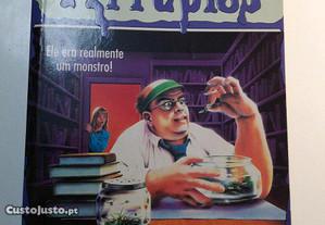 Arrepios - Terror na Biblioteca n 8