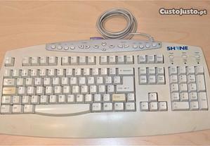 Teclado Ortek MCK-800