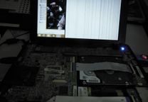 Placa do power, usbs etc. asus eeepc 1005PE