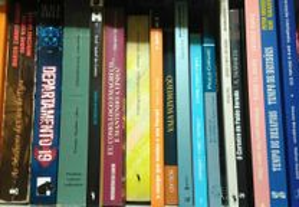 Vendidos em SEPARADO - Livros Vários - Lote 29 Pt1