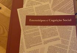 Estereótipos e Cognição Social Teresa Garcia