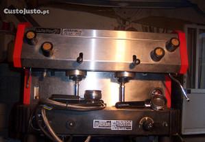 Máquina de café + Moinho de café/Industrial