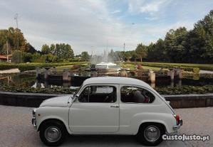 Casamentos-Carro Clássico Para eventos - Fiat 600
