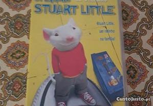 VHS O Pequeno Stuart Little