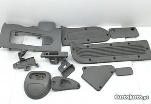 plasticos interiores renault kangoo 1.5 dci 2006