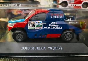 Miniaturas Toyota