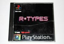 R-Types - Sony Playstation PS1