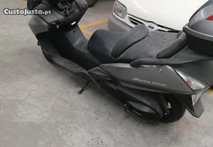 Honda 400 Silver Wing
