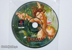 Disney's Tarzan - Sony Playstation PS1