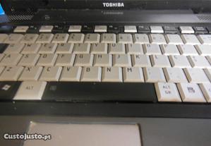 teclado Toshiba A300-276