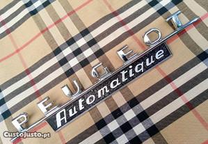 Peugeot 604 berline sl V6 automatique