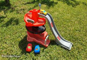 2 Pistas de Carros Criança