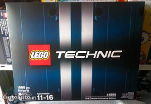Lego 41999 Technic 4x4 Crawler Edição Limitada