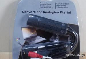 Conversor USB Analógico p/ Digital