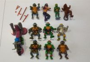 Vintage ninja turtles - tartarugas ninja - tmnt