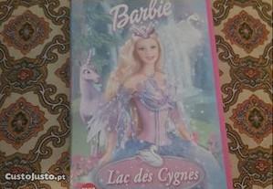 VHS Barbie e o Lago dos Cisnes em Francês