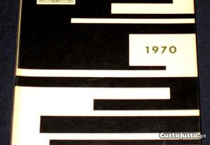 Livro Simões Ferreira Catálogo Selos Postais 1970