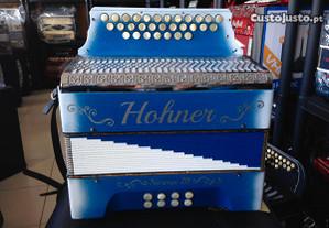 Concertina Hohner,3 voz , FÀ ,ou SOL
