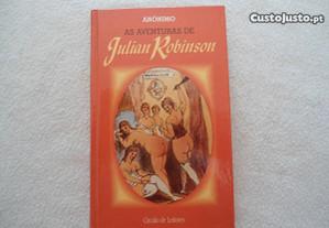 As Aventuras de Julian Robinson (Anónimo)