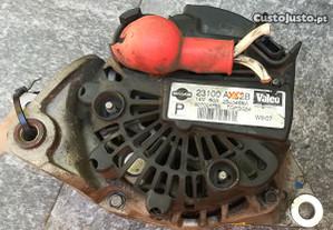 Peças motor Nissan Micra K12 2003-2007