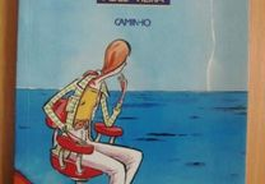 Um Fim de Fumo Nos Confins do Mar // Alice Vieira