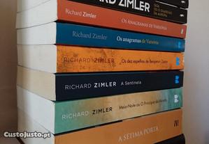 Livros Richard Zimler (portes grátis)