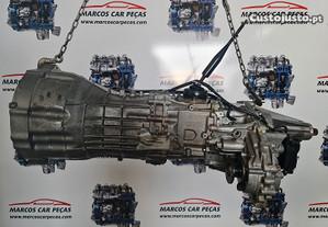 Caixa de velocidades manual Nissan Navara D40...