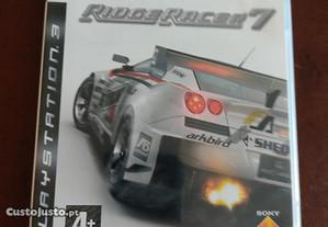 Jogos PS3 Rudge Racer 7