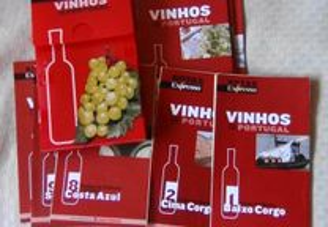 Rotas dos Vinhos de Portugal (Completa)
