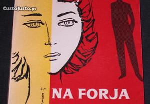 Livro Na Forja do Amor Luísa Guarnero