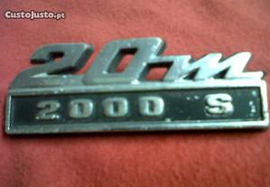 Ford Taunus 20m 2000S - Simbolo