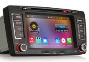 Auto-Rádio 2din Android 9. SKODA OCTAVIA 2009-2012