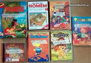 CD/DVD Software p/crianças